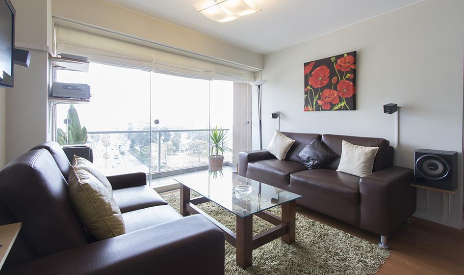 Lindo departamento de dos habitaciones