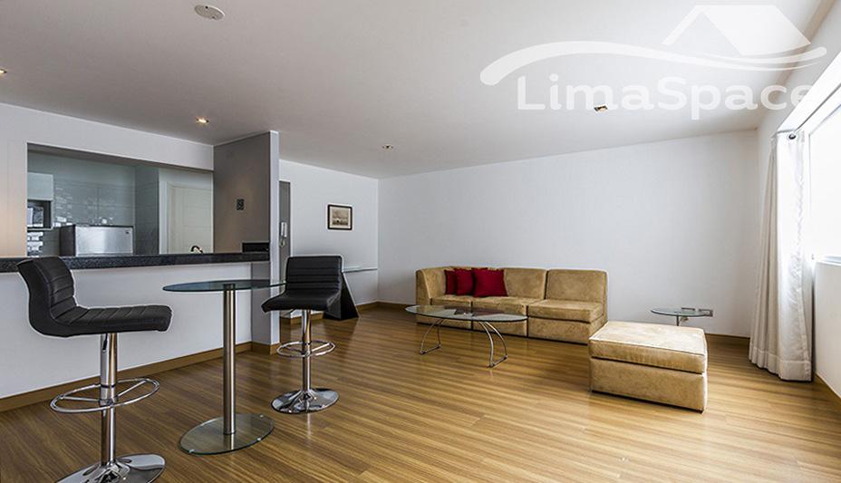 Alquilo Lindo Departamento de 1 Habitación en Miraflores – MIR70