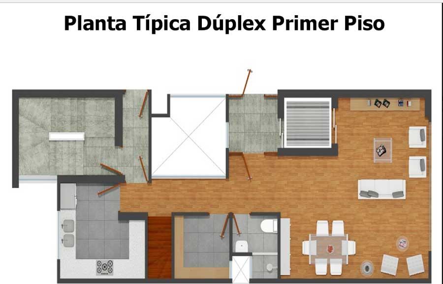 Exclusivo Duplex a Estrenar en San Isidro  no se paga alcabala