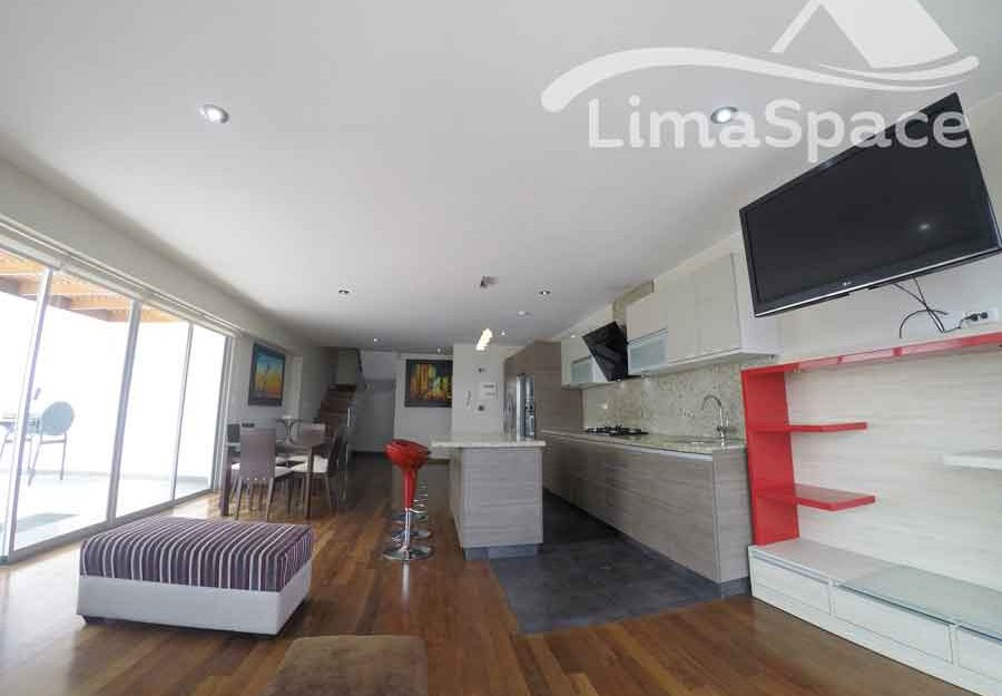 Departamento Triplex Penthouse en Alquiler Córpac San Isidro – SIR23