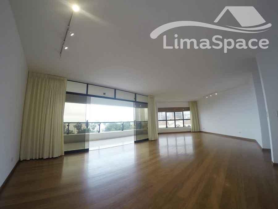 Departamento de 3 Habitaciones en Alquiler, Vista Al Mar en Miraflores – MIR103