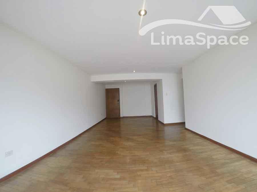 Alquilo Lindo Departamento Sin Muebles en Miraflores, MIR104