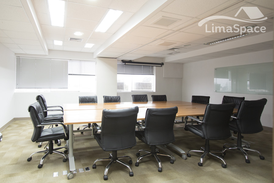 Prestigiosa oficina en edificio ejecutivo