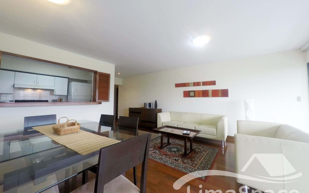 Hermoso Departamento Amoblado con Vista Al Golf – SIR26