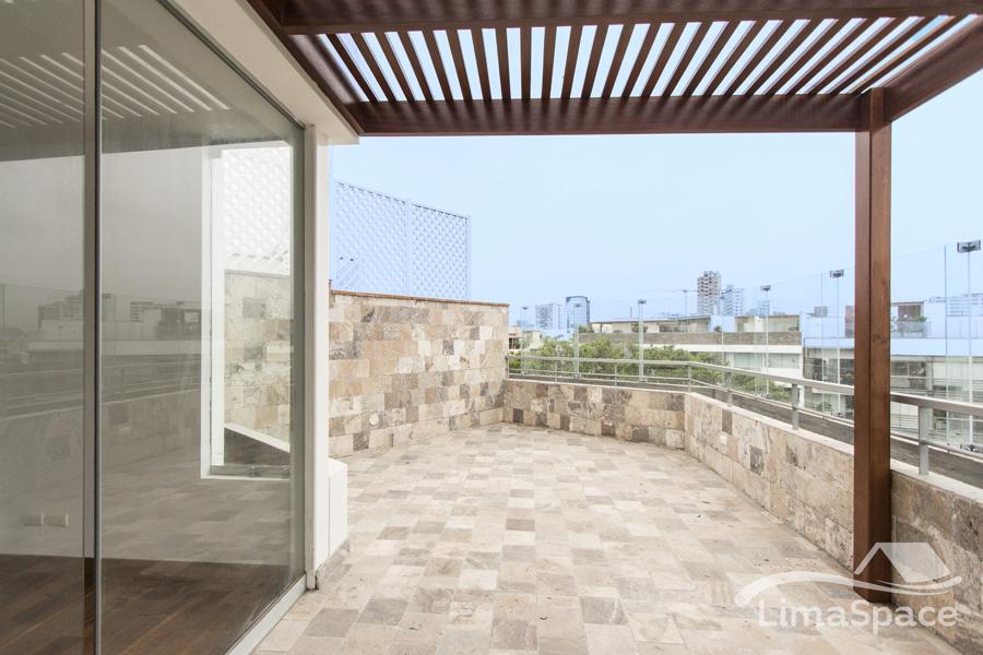 Hermoso dúplex penthouse de estreno en La Paz