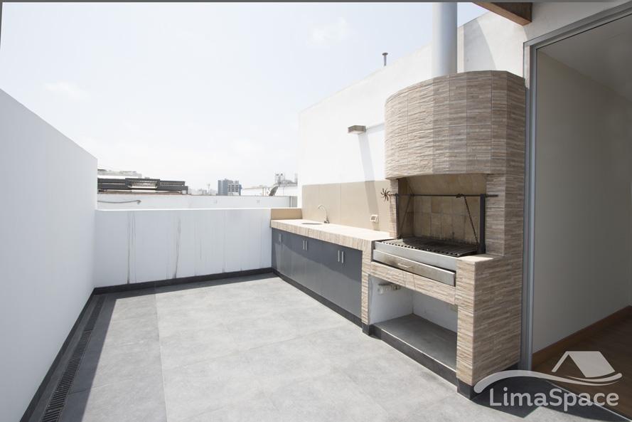 Hermoso dúplex con fantástica terraza