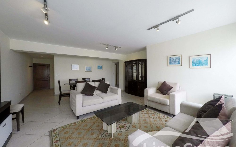 Alquiler de Departamento Amoblado, 2 Habitaciones en Miraflores – MIR139