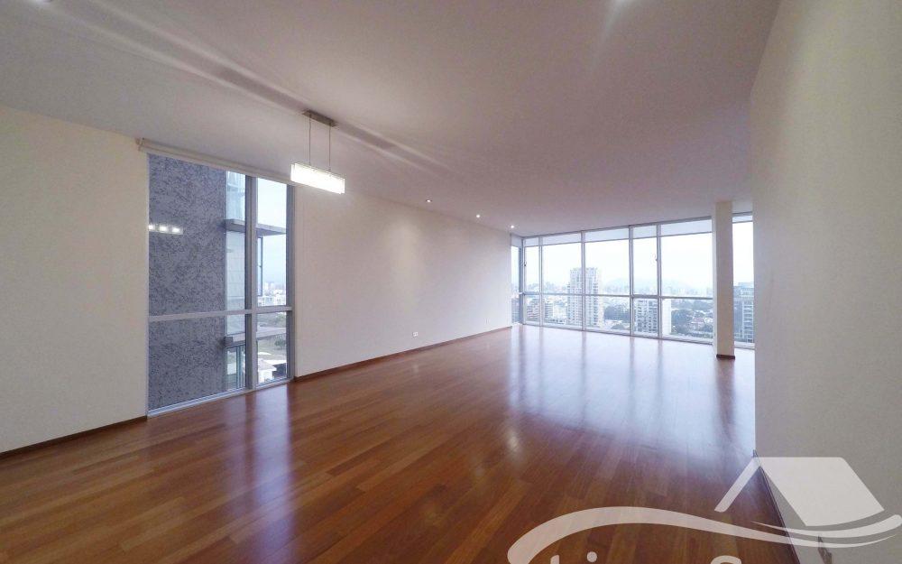 Departamento de 3 habitaciones sin muebles con vista al golf – JPJR4