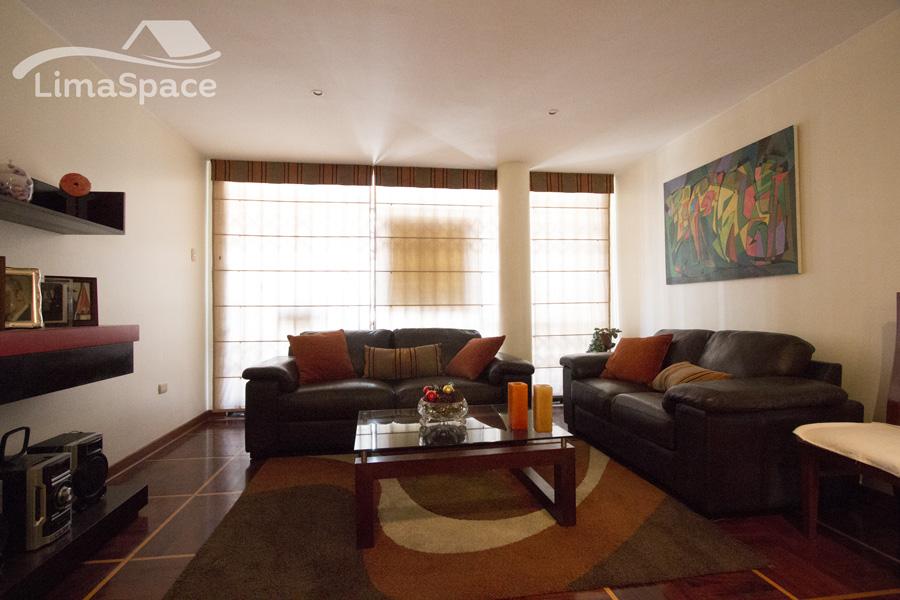 Departamento de dos dormitorios en Av. La Paz