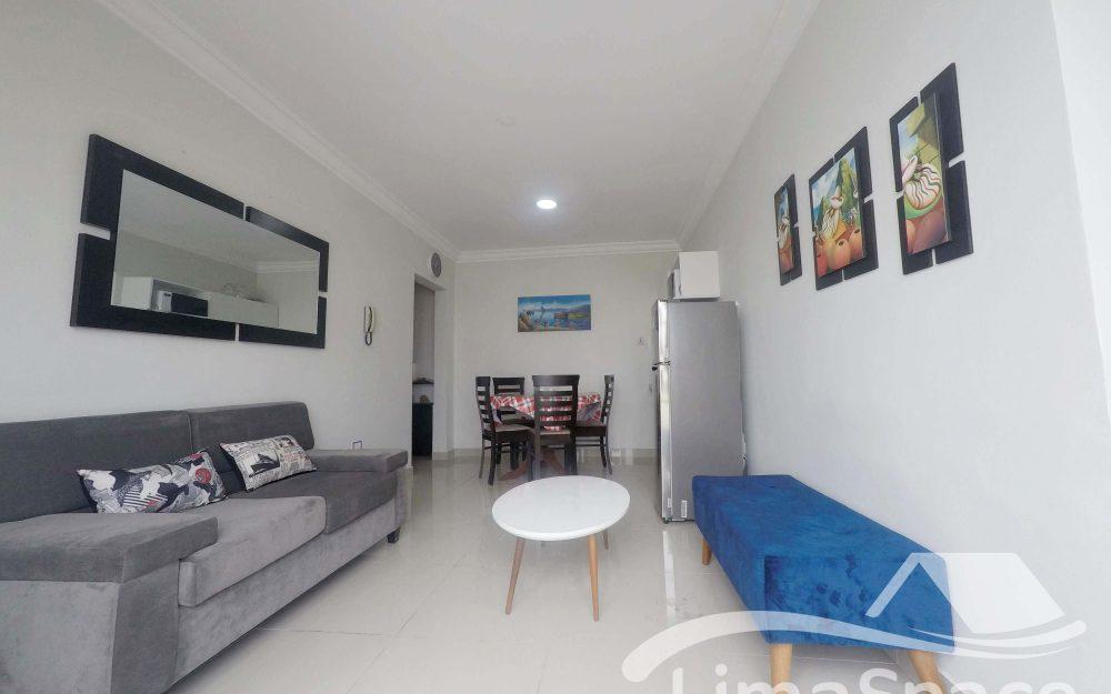 Alquiler de Departamento Amoblado en Miraflores, Av Larco – MIR149