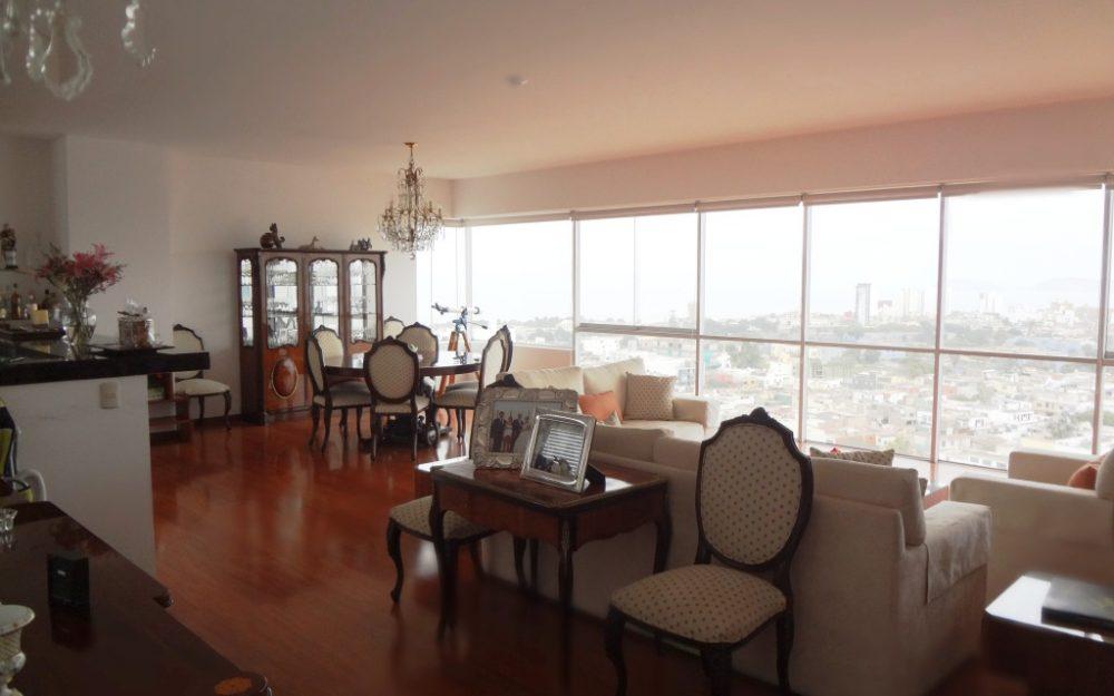 Lindo departamento en Venta en San Isidro de 3 dormitorios – SIW21