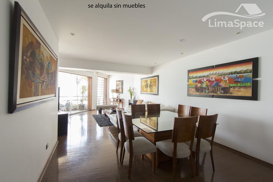 Hermoso departamento  en Barranco con vista al mar