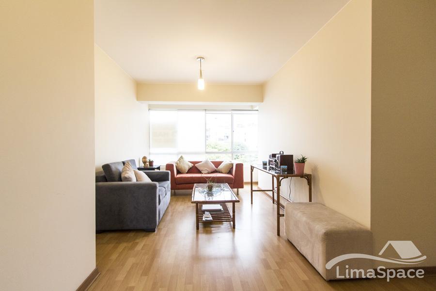 Lindo departamento de 105 m2 , de 3 dormitorios con vista al parque – MIW31