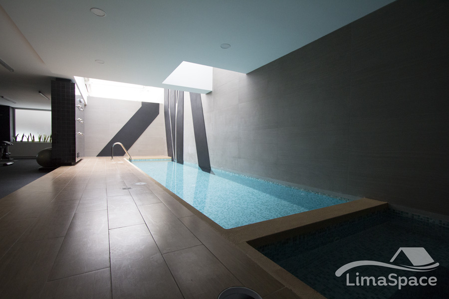 Hermoso departamento de estreno con piscina y vista al mar
