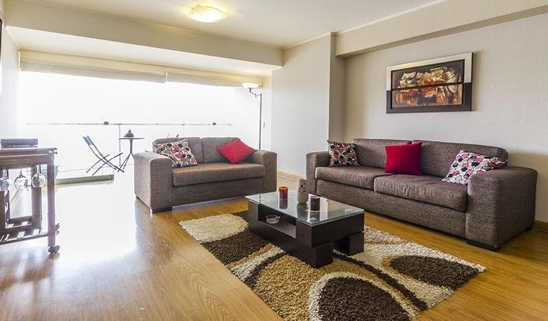 Hermoso y moderno Departamento de 2 Dorm. a Pocas Cuadras de Larcomar – MIW30