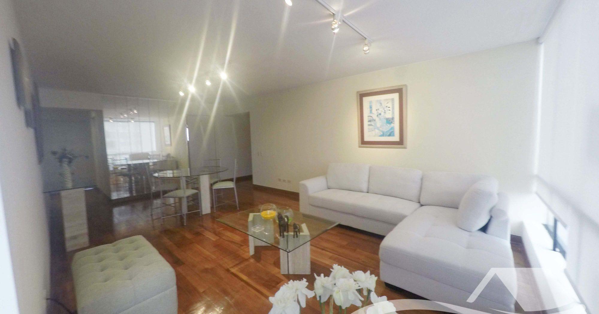 Amplio y céntrico departamento de 3 Dormitorios en San Isidro – MIW54