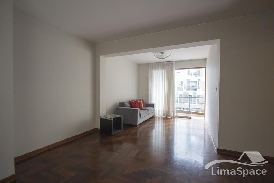 Departamento de tres dormitorio en el centro de Miraflores