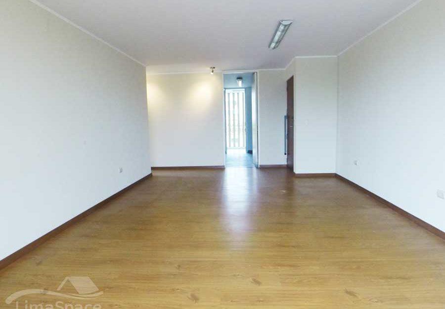Departamento en alquiler sin muebles,con áreas comunes – MIW45