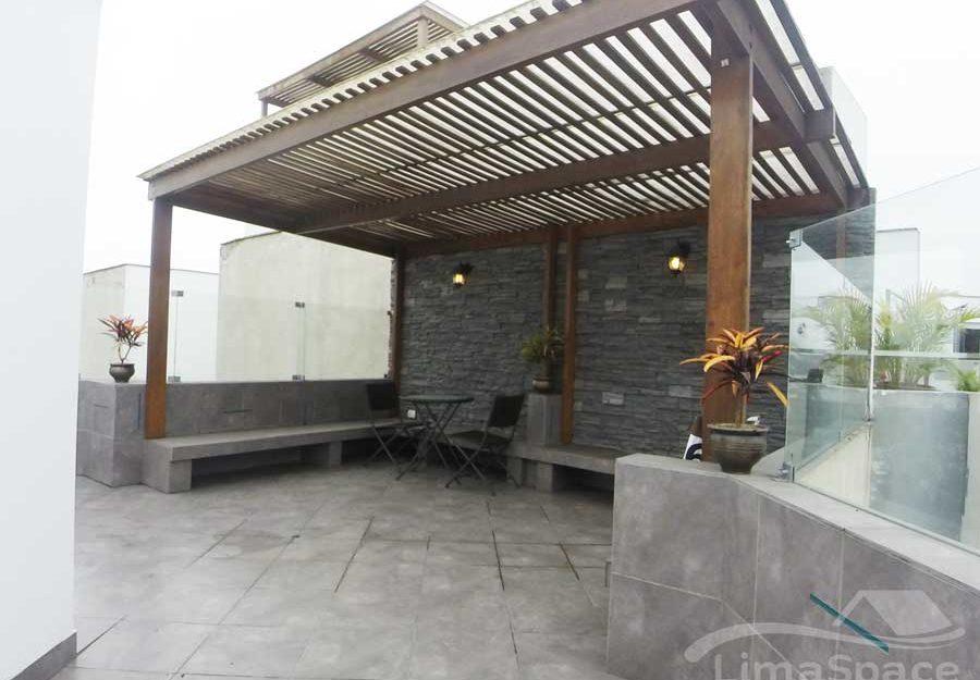 Lindo duplex de 3 dormitorios con linda vista al parque – MIW44