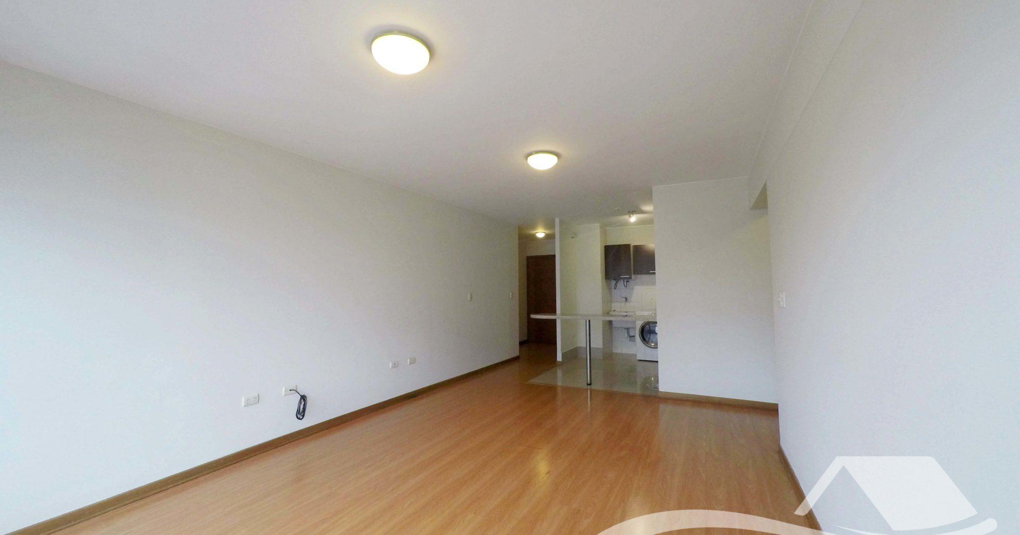 Departamento de 1 habitación mas 1 estudio en Miraflores – MIR177