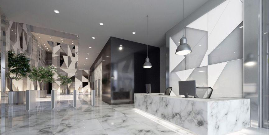 Estreno/Prestigiosa edificio de Oficinas Boutique en alquiler Limite Miraflores con San Isidro – MIW62
