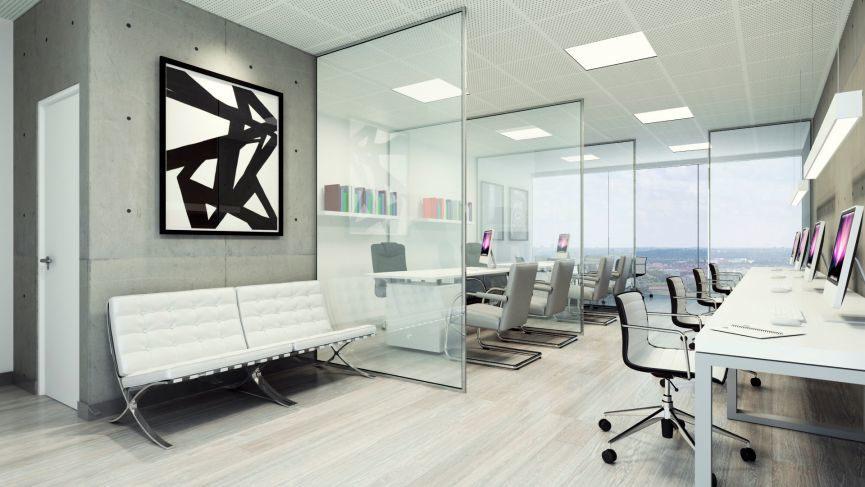 Prestigiosa edifcio de Oficinas Boutique en alquiler Limite Miraflores con San Isidro – MIW63