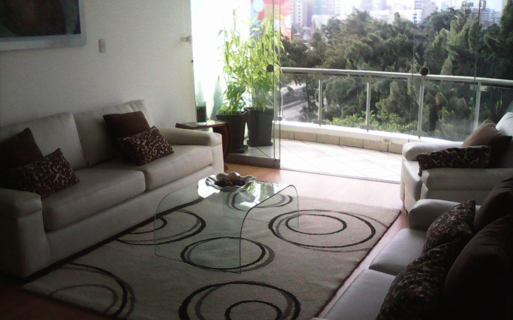 Lindo Departamento de 105 m2, con Vista Al Parque Reducto – Mir182