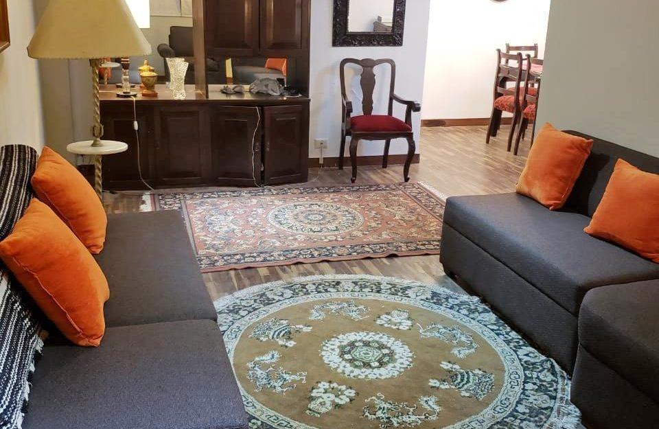 Alquiler Miraflores Departamento Amoblado, 2 Dormitorios, Ubicación Céntrica