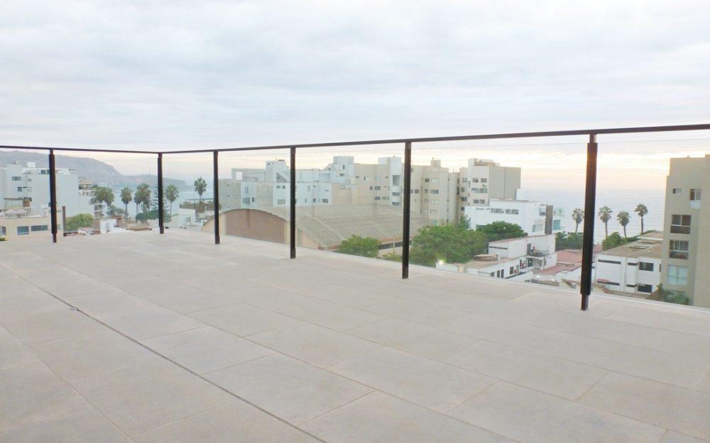 Venta Barranco Departamento Duplex De Estreno, 2 Dormitorios, Terraza