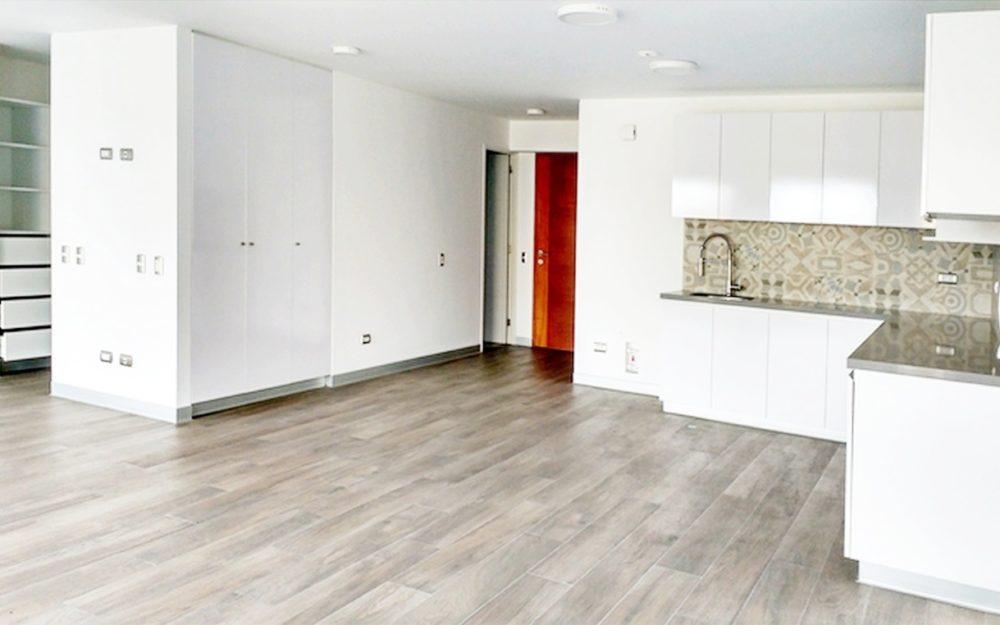 Venta Barranco Dpto. De Estreno, 68 m2, 1 Dormitorio, Zona Céntrica