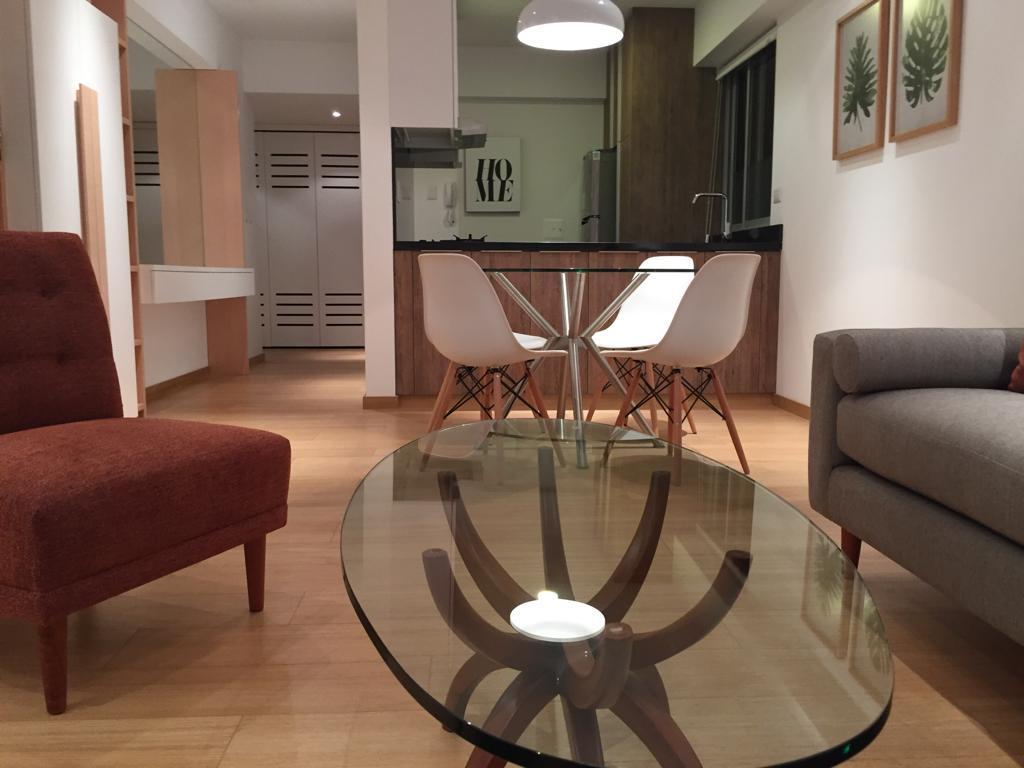 Exclusivo departamento de 1 dormitorio frente al parque -MIW73
