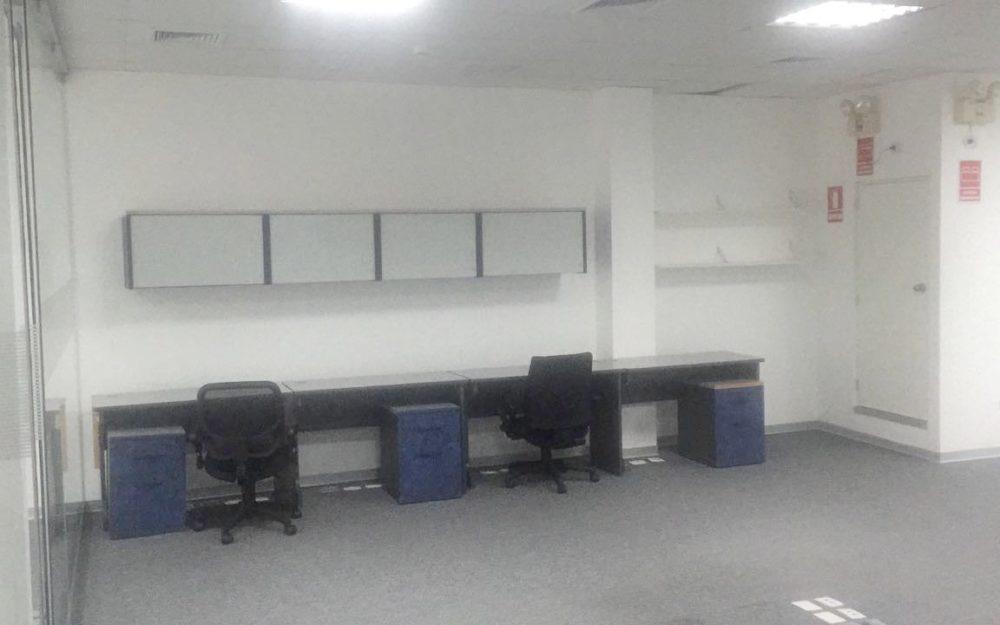 Alquiler San Isidro Oficina Amplia Y Implementada En Un Edificio Moderno, 256 m2 – SIP108