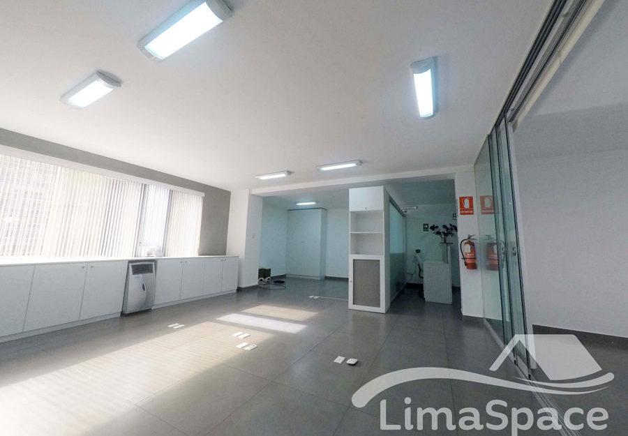 Alquiler de Prestigiosa Oficina en Miraflores – Mir185