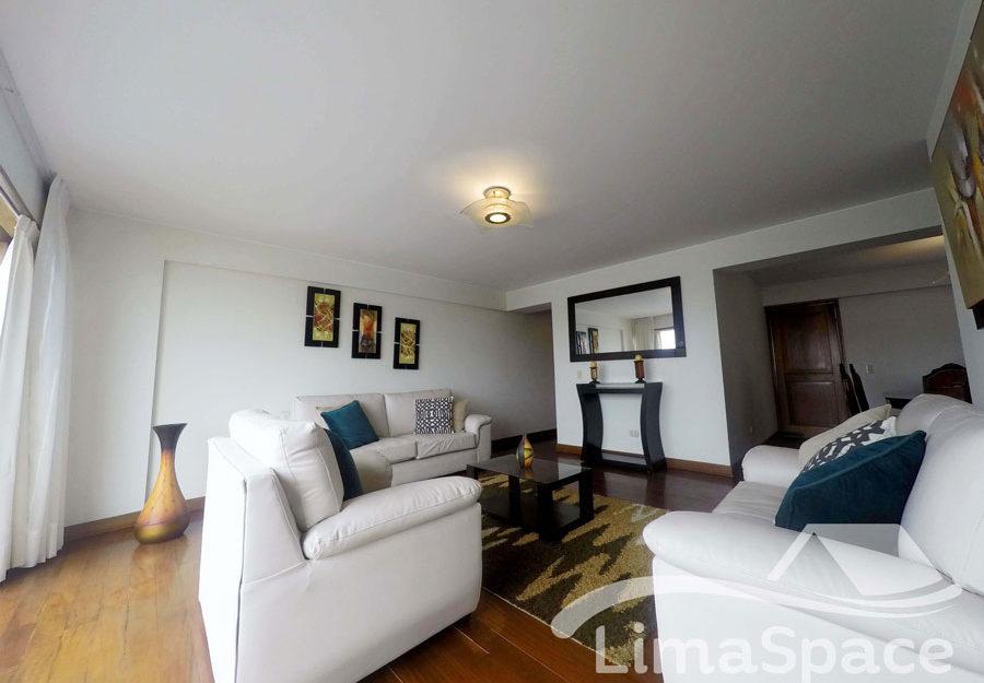 Departamento · 145m2 · 3 Dormitorios · 2 Estacionamientos – SIR61