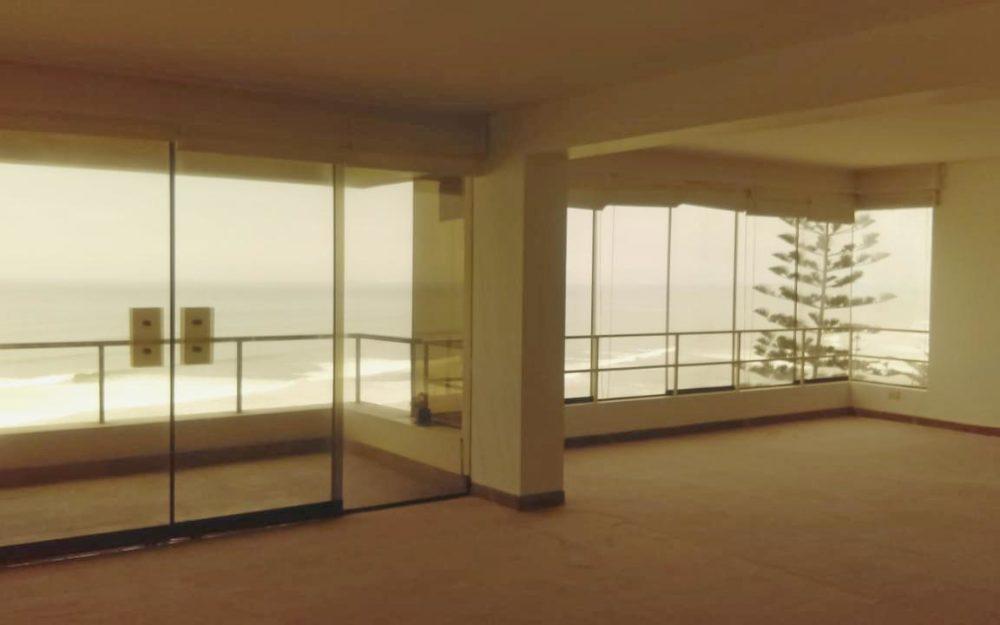 Alquiler Miraflores Dpto. Frente Al Mar, Sin Muebles, 2 Dormitorios – MIP119