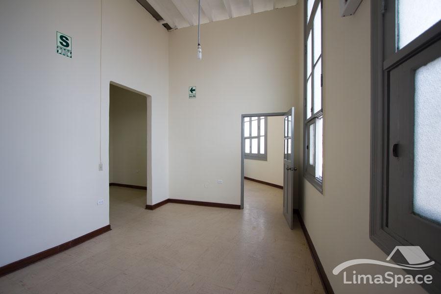Espaciosa oficina en el corazón de Barranco