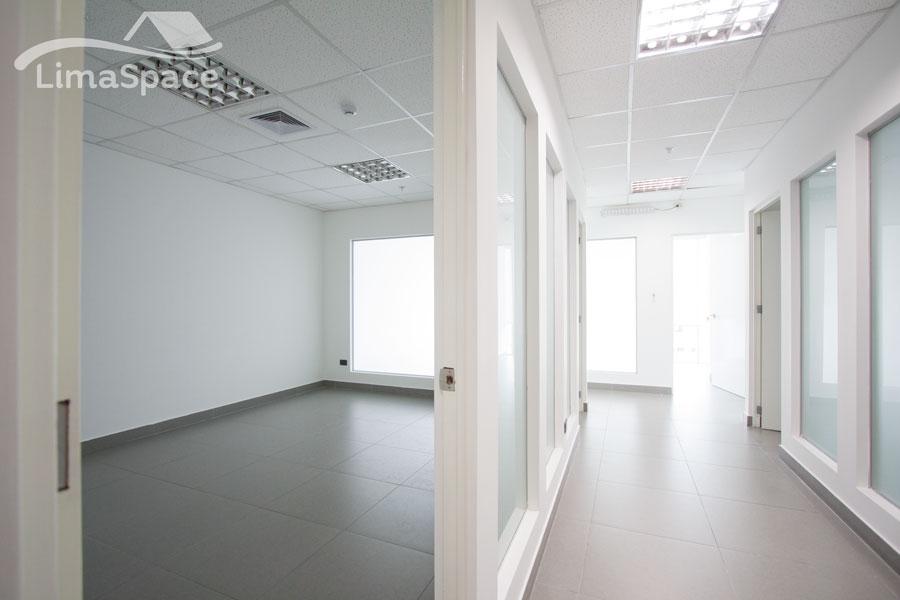 Oficina executiva en prestigioso edificio en el centro de Miraflores