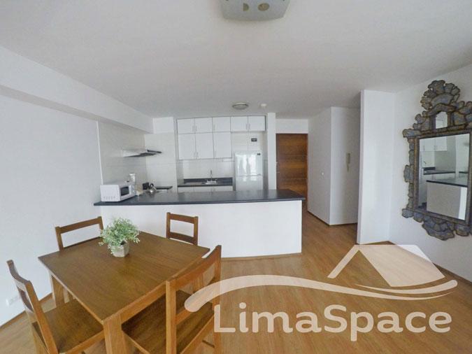 Alquilo Lindo Departamento de 1 Habitación en Miraflores Cerca a Angamos – MIR34