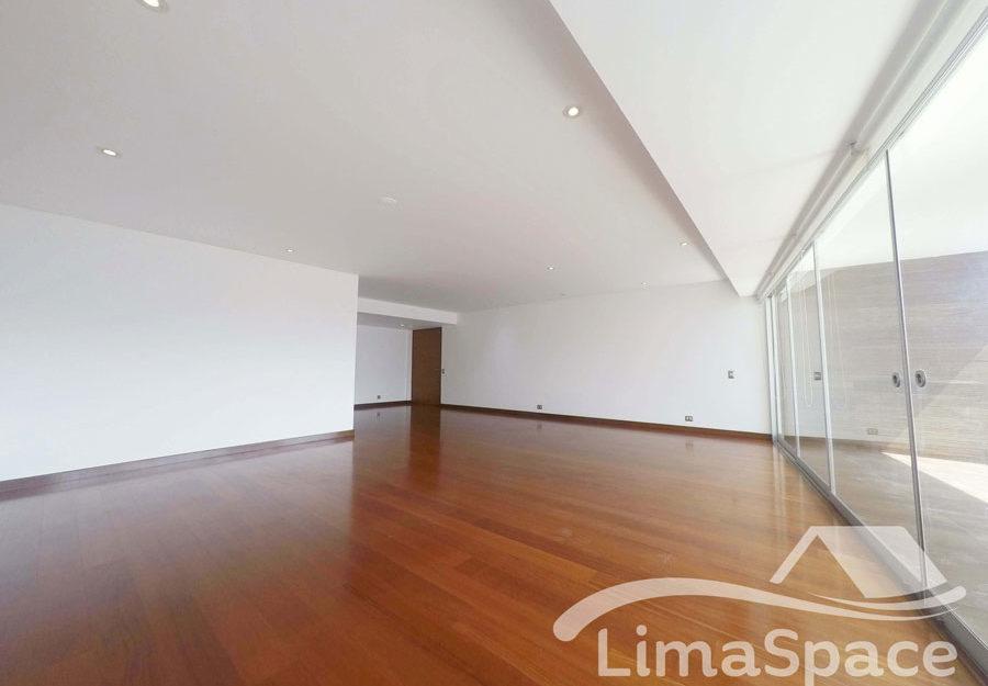 Lindo departamento de 272 m2 , de 3 dormitorios con vista al parque Melitón Porras – MIW97