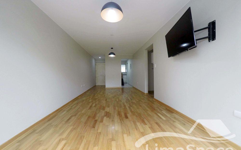 Alquilo Lindo Departamento con Línea Blanca, 3 Habitaciones – MIR206