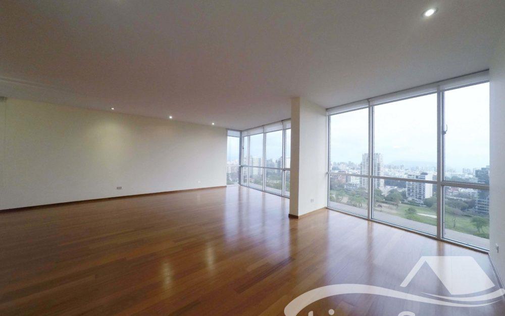 Departamento de 3 Habitaciones Sin Muebles con Vista Al Golf – SIR69