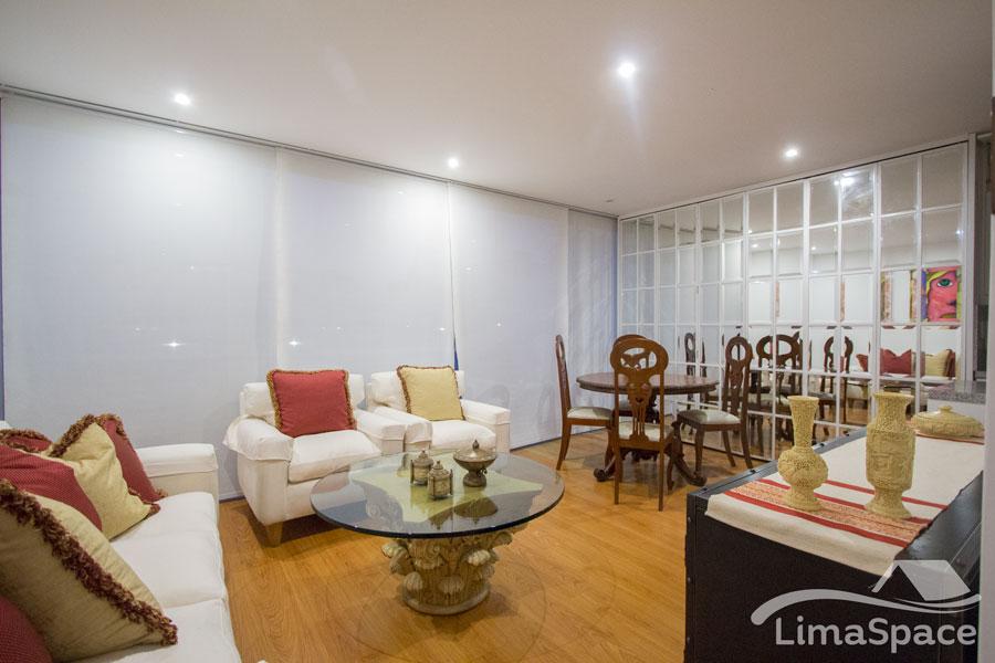 Departamento de un dormitorio en Miraflores