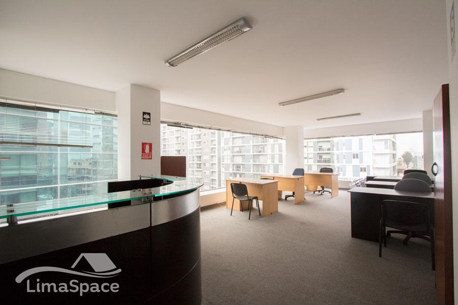 Linda oficina en el centro de Miraflores