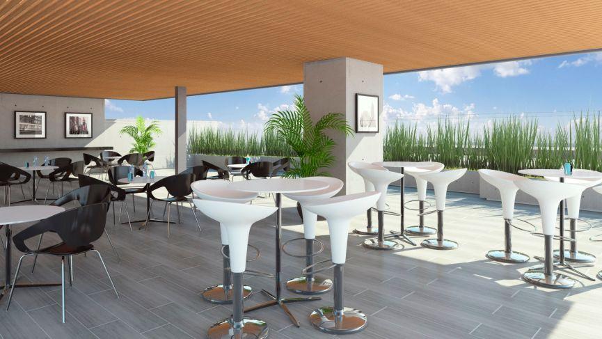 Estreno prestigiosa edificio de oficinas boutique en for Muebles de oficina en san isidro
