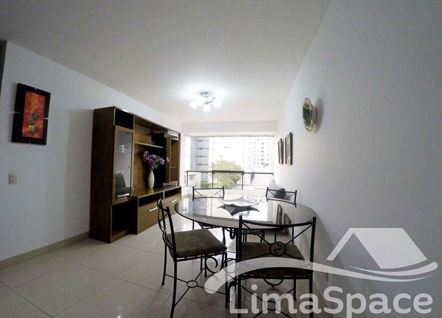 Departamento en Alquiler San Isidro, 1 Habitación Amoblado – SIR75